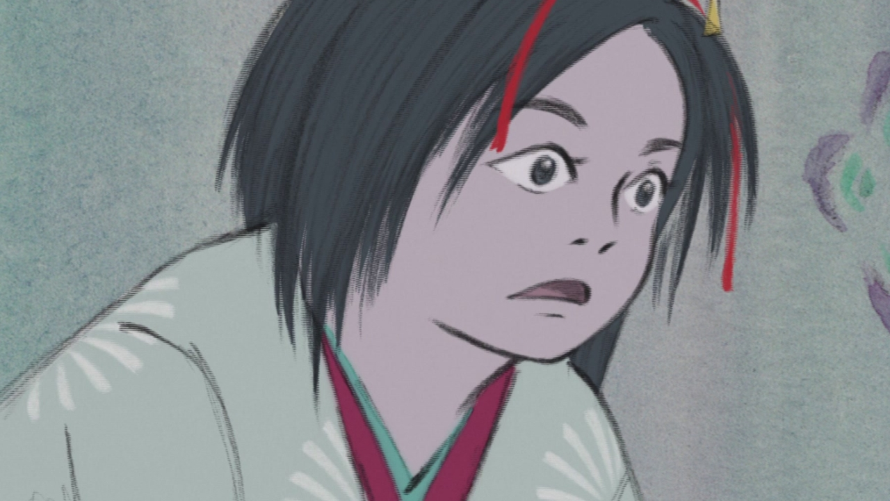 The Tale Of The Princess Kaguya: Banquet Escape