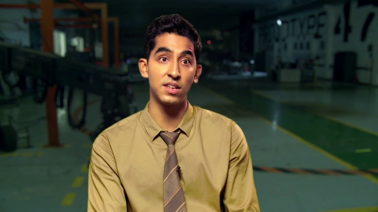 Chappie: Dev Patel On Why The Role Appealed To Him