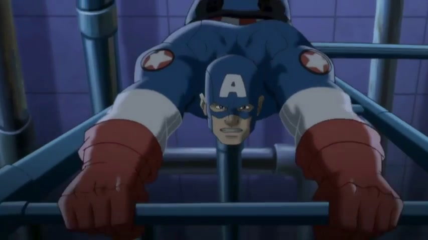 Ultimate Avengers 2: Captain America