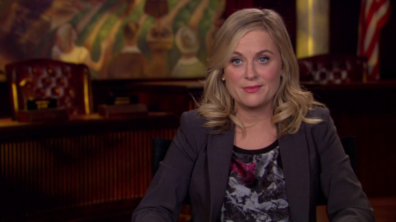 Parks And Recreation: Interview Excerpt: Amy