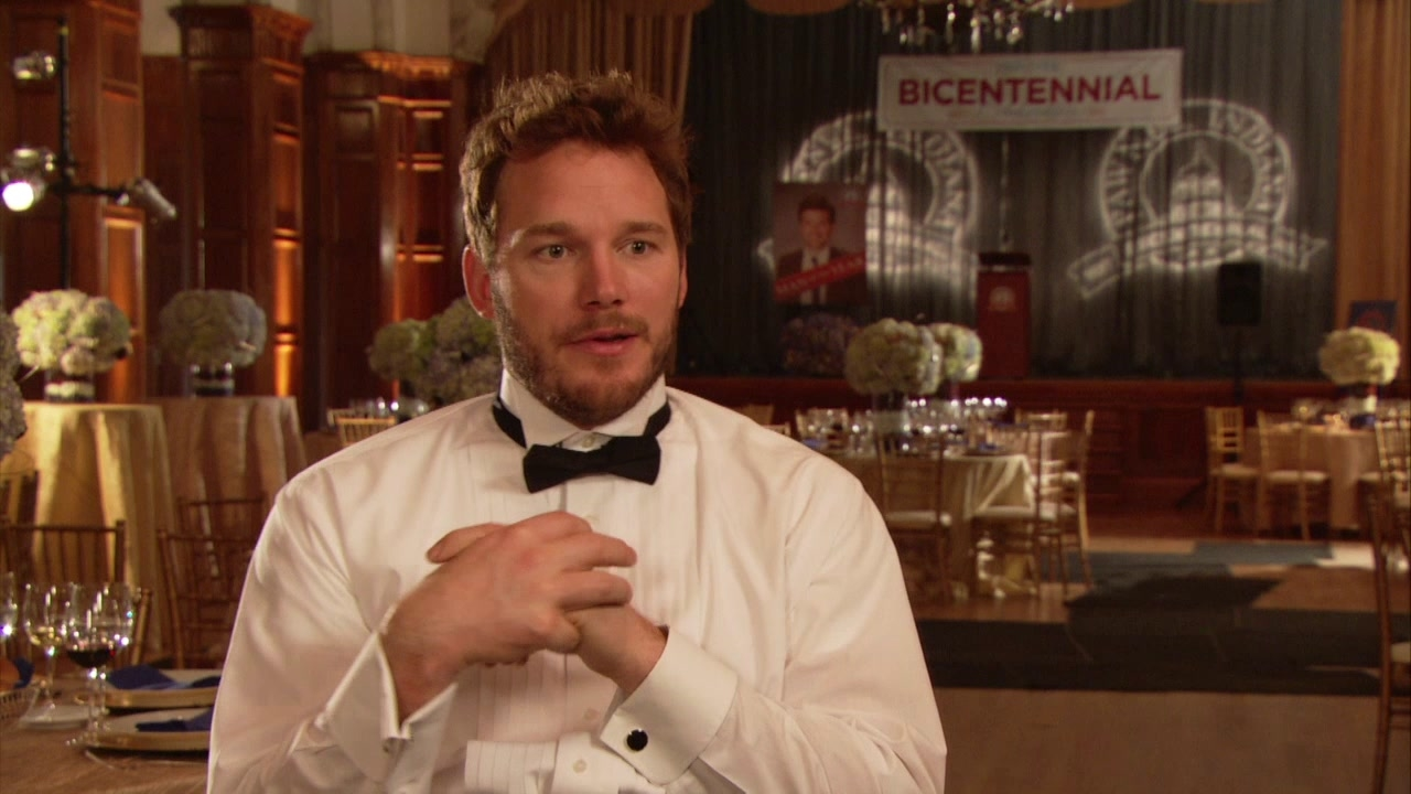 Parks And Recreation: Interview Excerpt: Chris