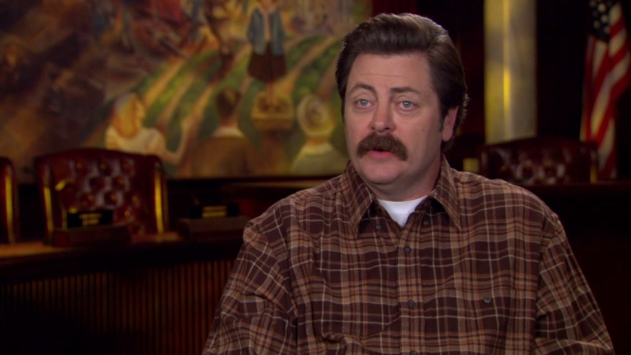 Parks And Recreation: Interview Excerpt: Nick