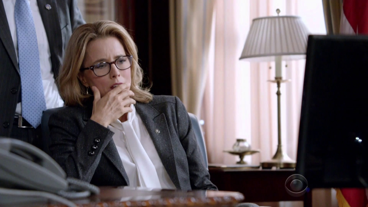 Madam Secretary: Whisper Of The Ax