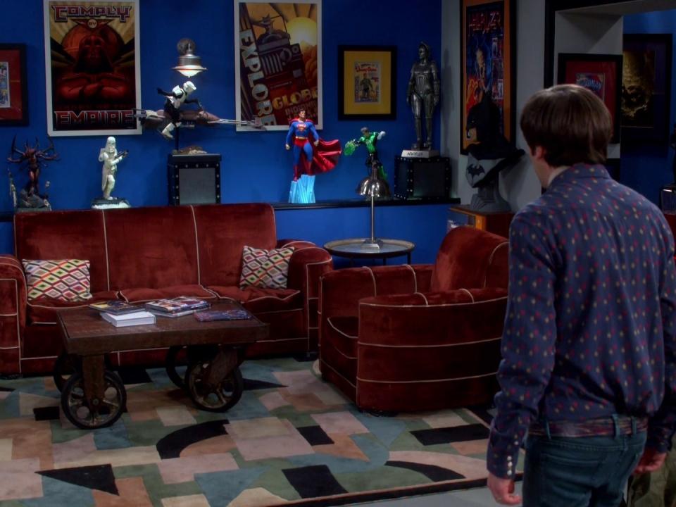 The Big Bang Theory: Thanks Again