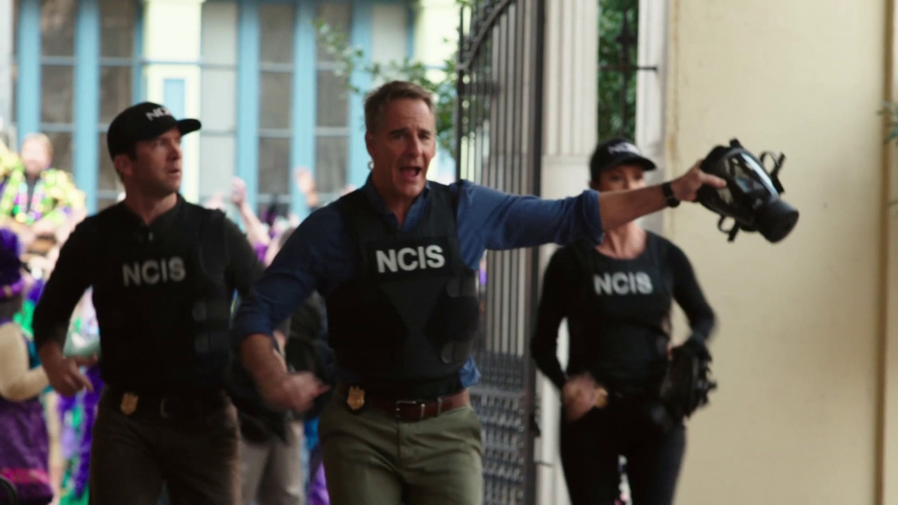 Ncis: New Orleans: I Got The Front