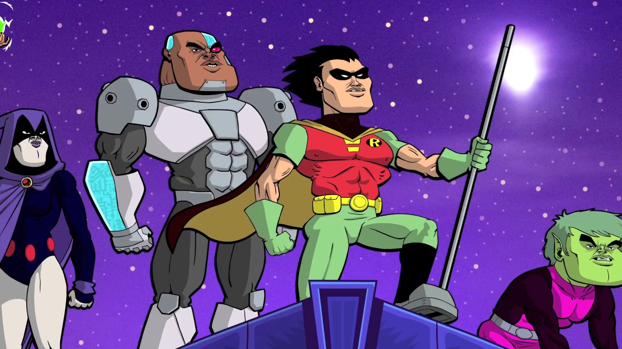 Teen Titans Go!: Let's Get Serious