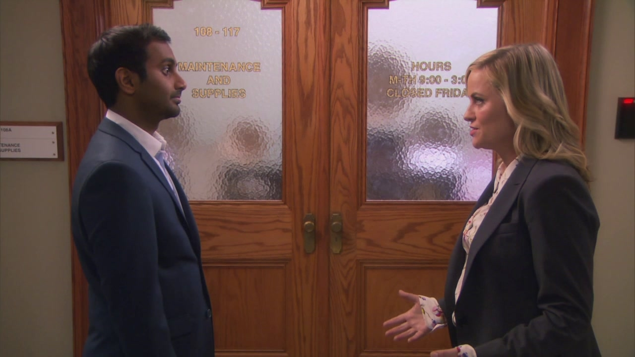 Parks And Recreation: I'm Proud Of Me Too