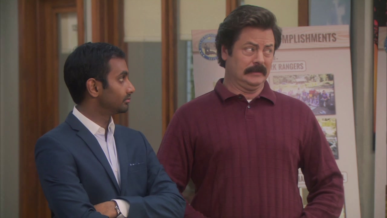 Parks And Recreation: Walk Down Memory Lane