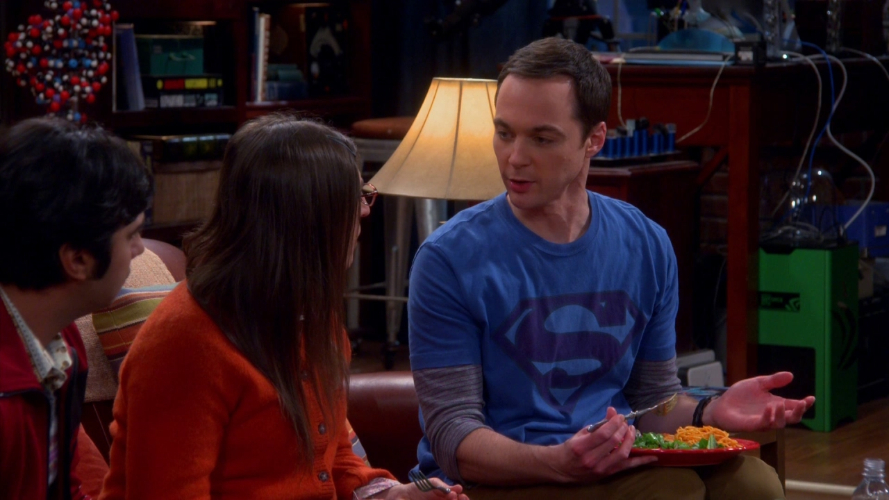 The Big Bang Theory: 3 To 5 Years Of Shameless Begging