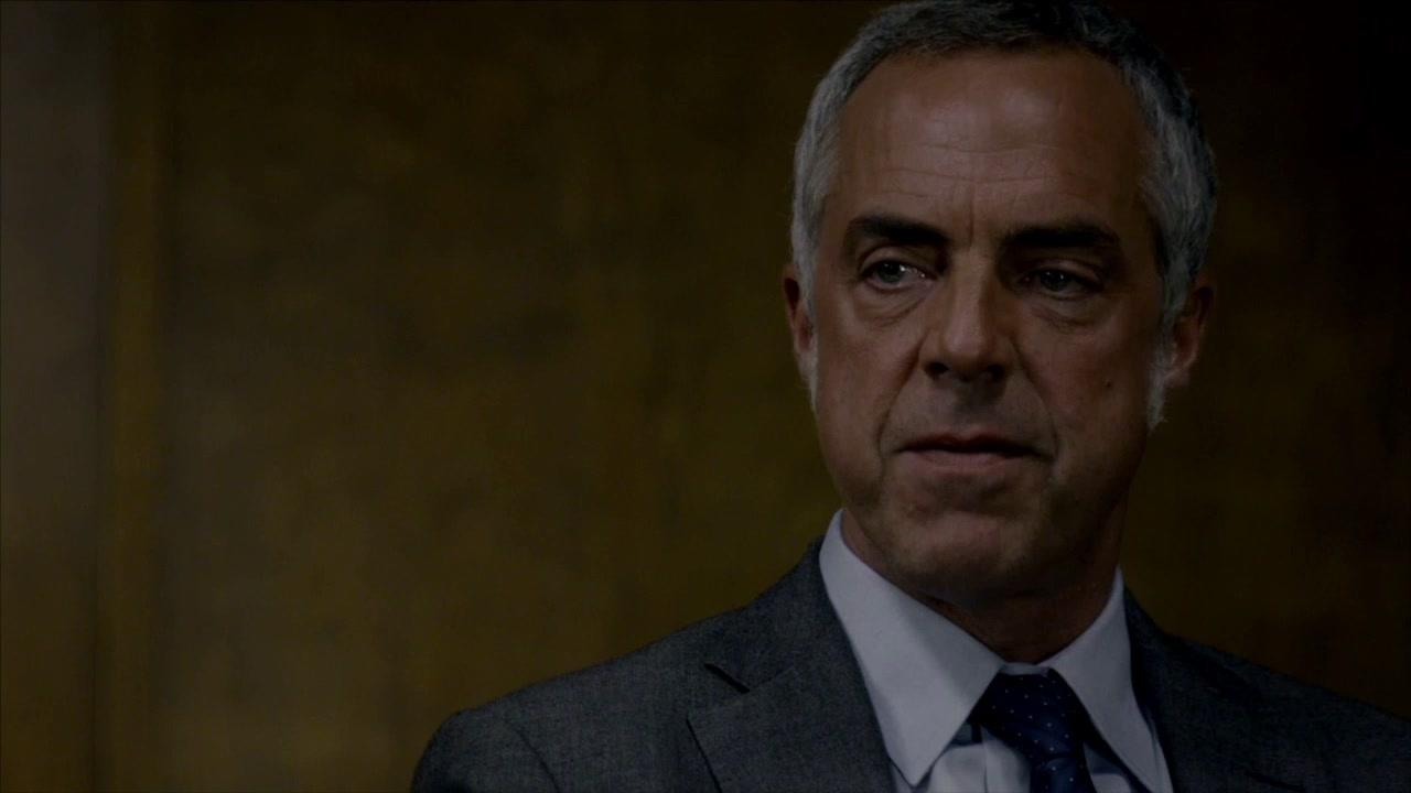 Bosch: Titus In Court