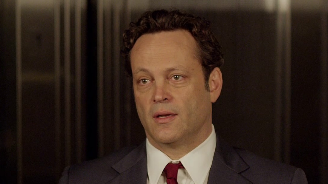 Unfinished Business: Vince Vaughn On What Attracted Him To The Project