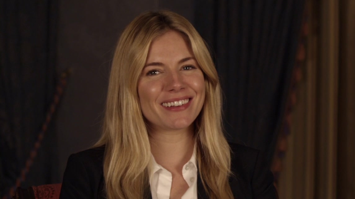 Unfinished Business: Sienna Miller On Her Role As Chuck