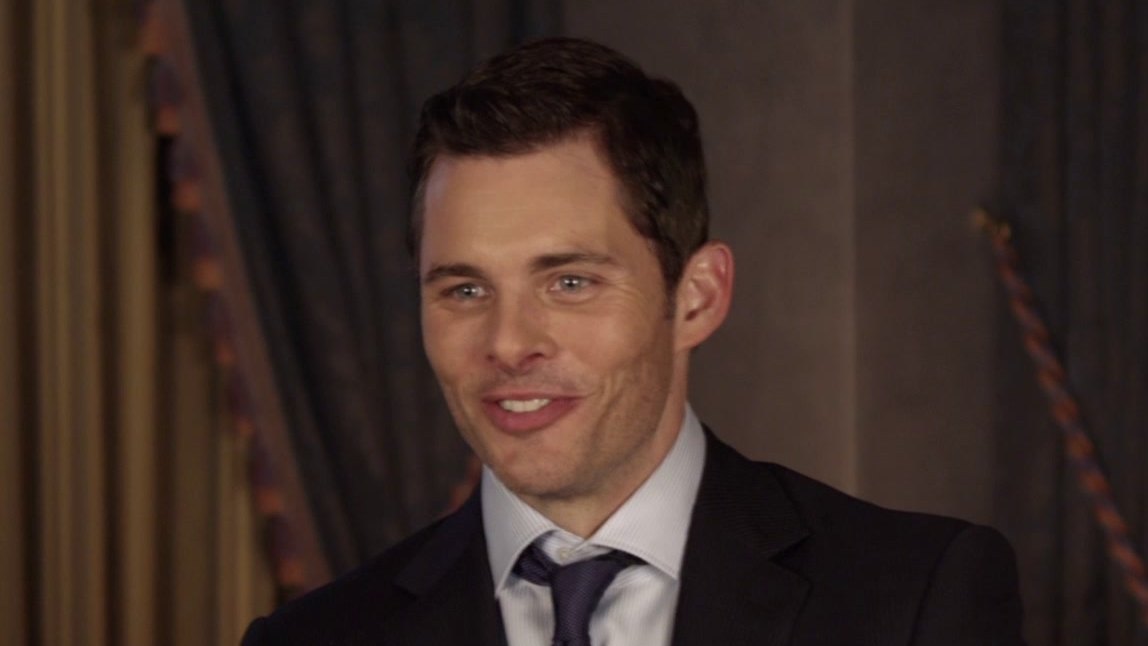 Unfinished Business: James Marsden On His Role As Jim And The Premise Of The Film