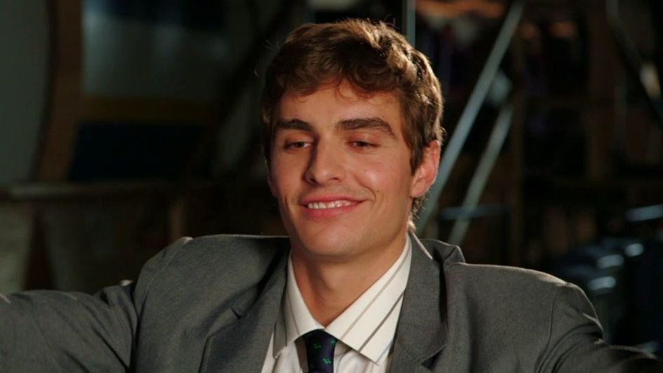 Unfinished Business: David Franco On The Premise Of The Film