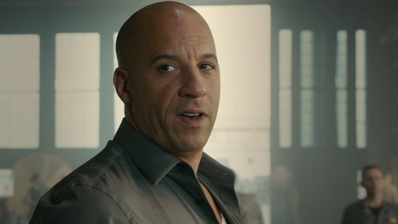 Furious 7: Plane Drop (TV Spot)
