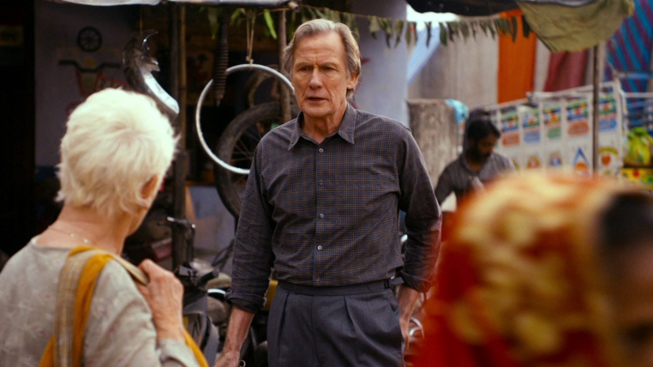 The Second Best Exotic Marigold Hotel: Invitation