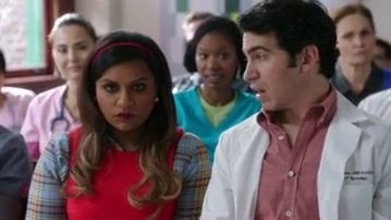 The Mindy Project: Meanwhile