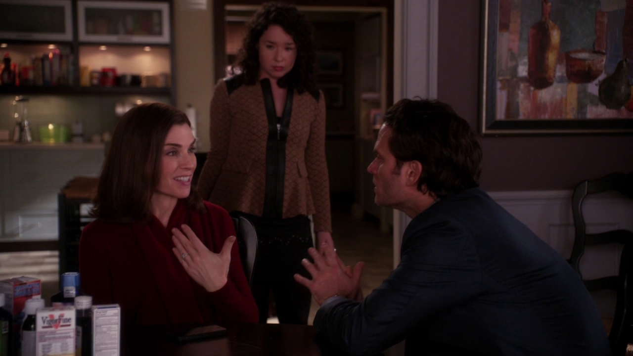 The Good Wife: What's With The Voice
