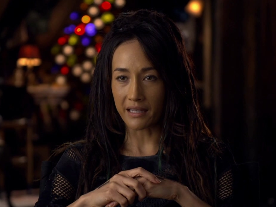 The Divergent Series: Insurgent: Maggie Q On Divergents