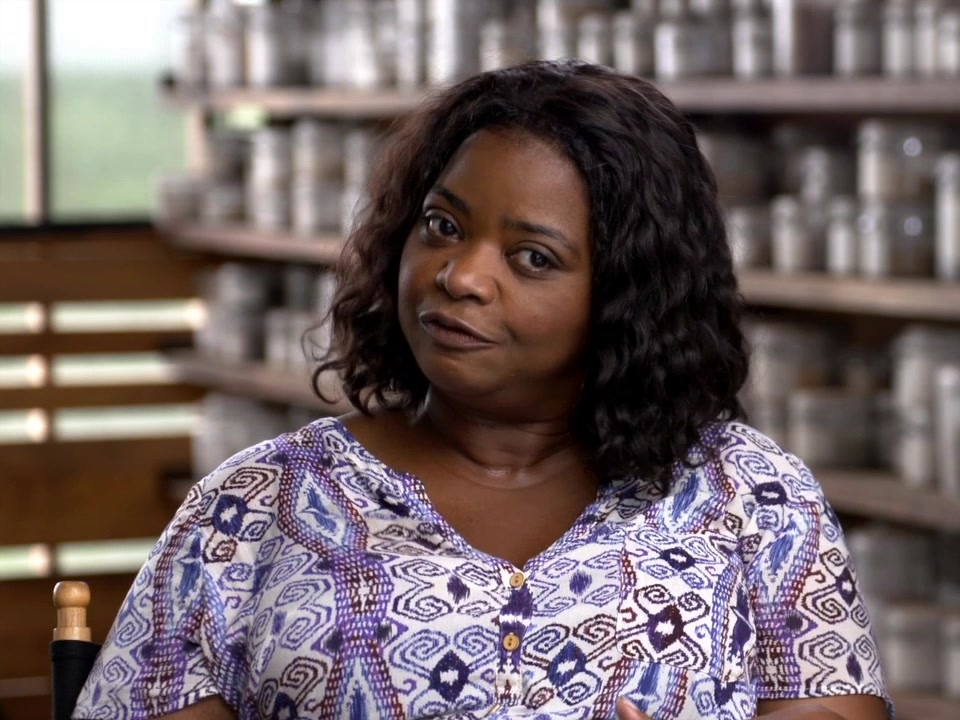 The Divergent Series: Insurgent: Octavia Spencer On Her Character