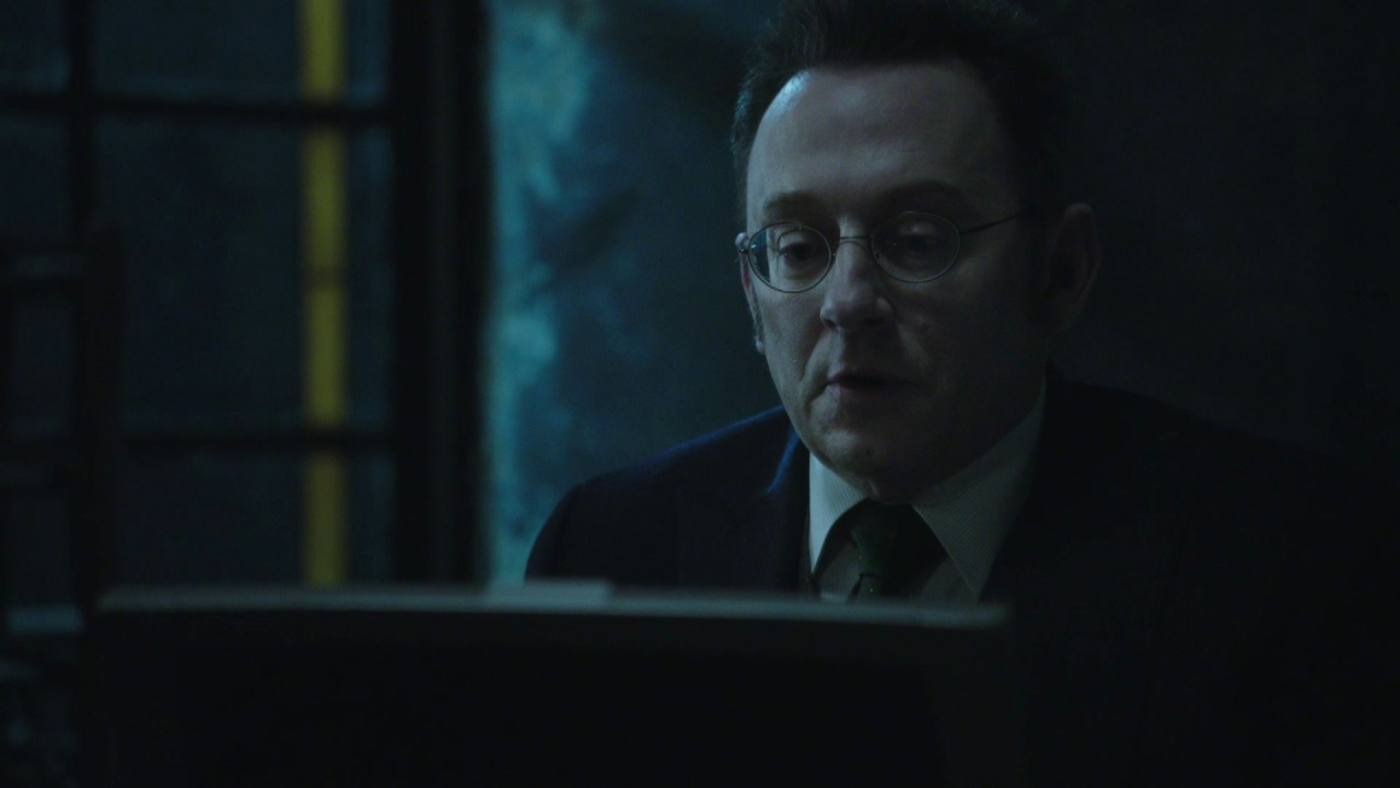 Person Of Interest: Karma
