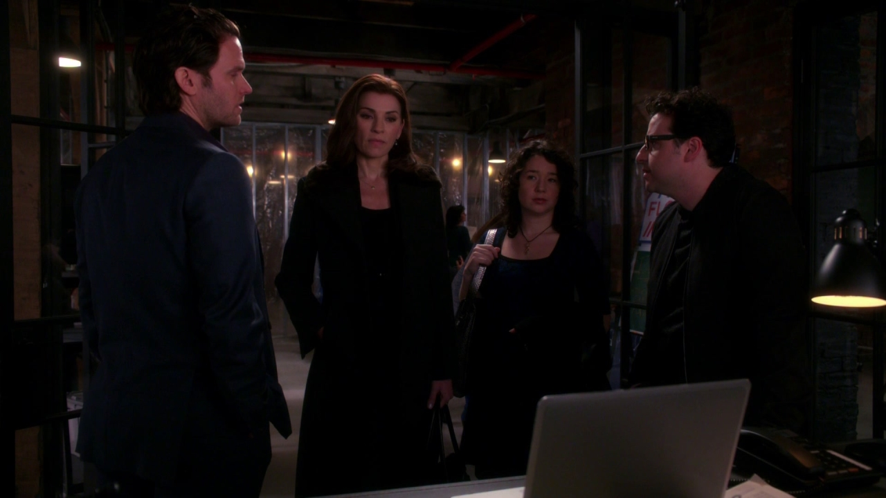 The Good Wife: Open Source
