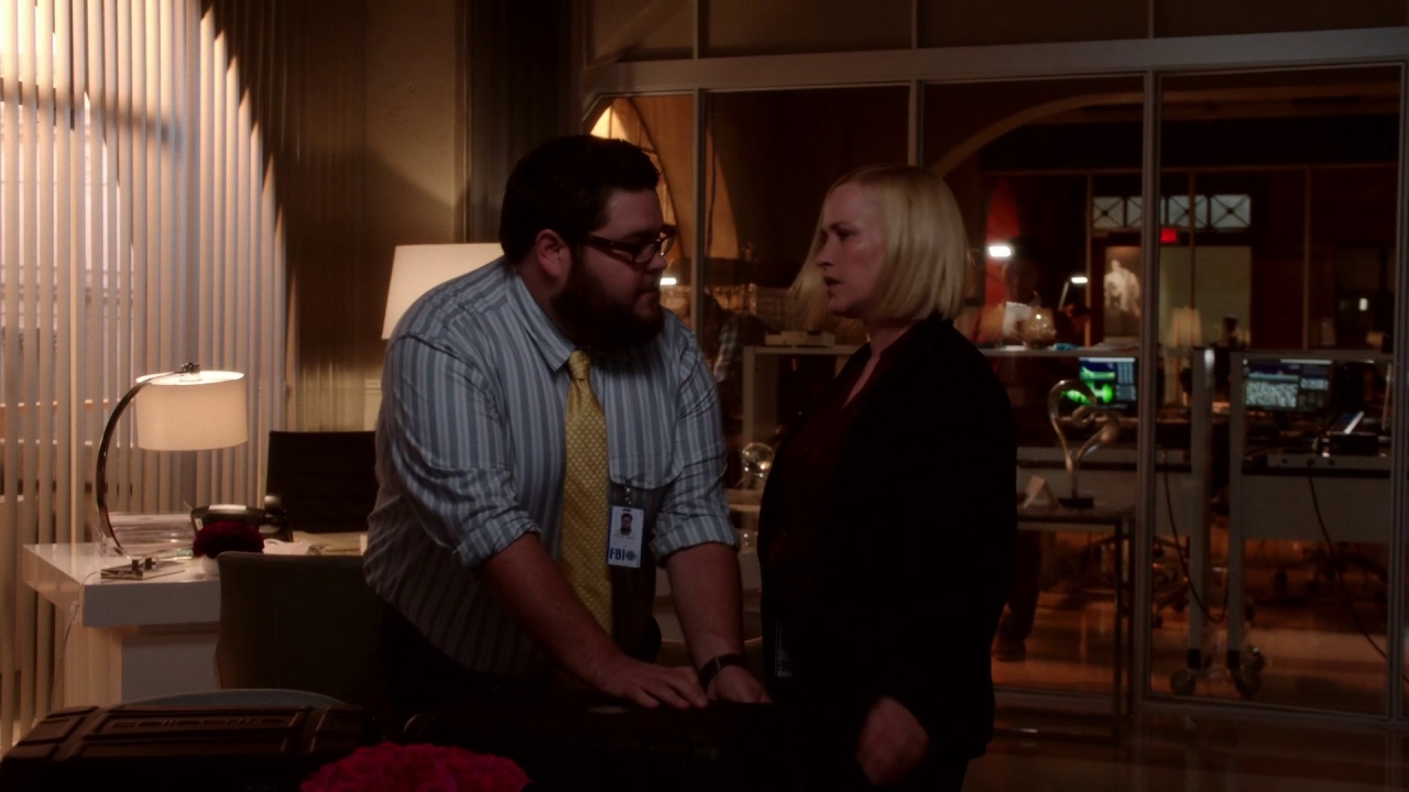 Csi: Cyber: Everything In Here