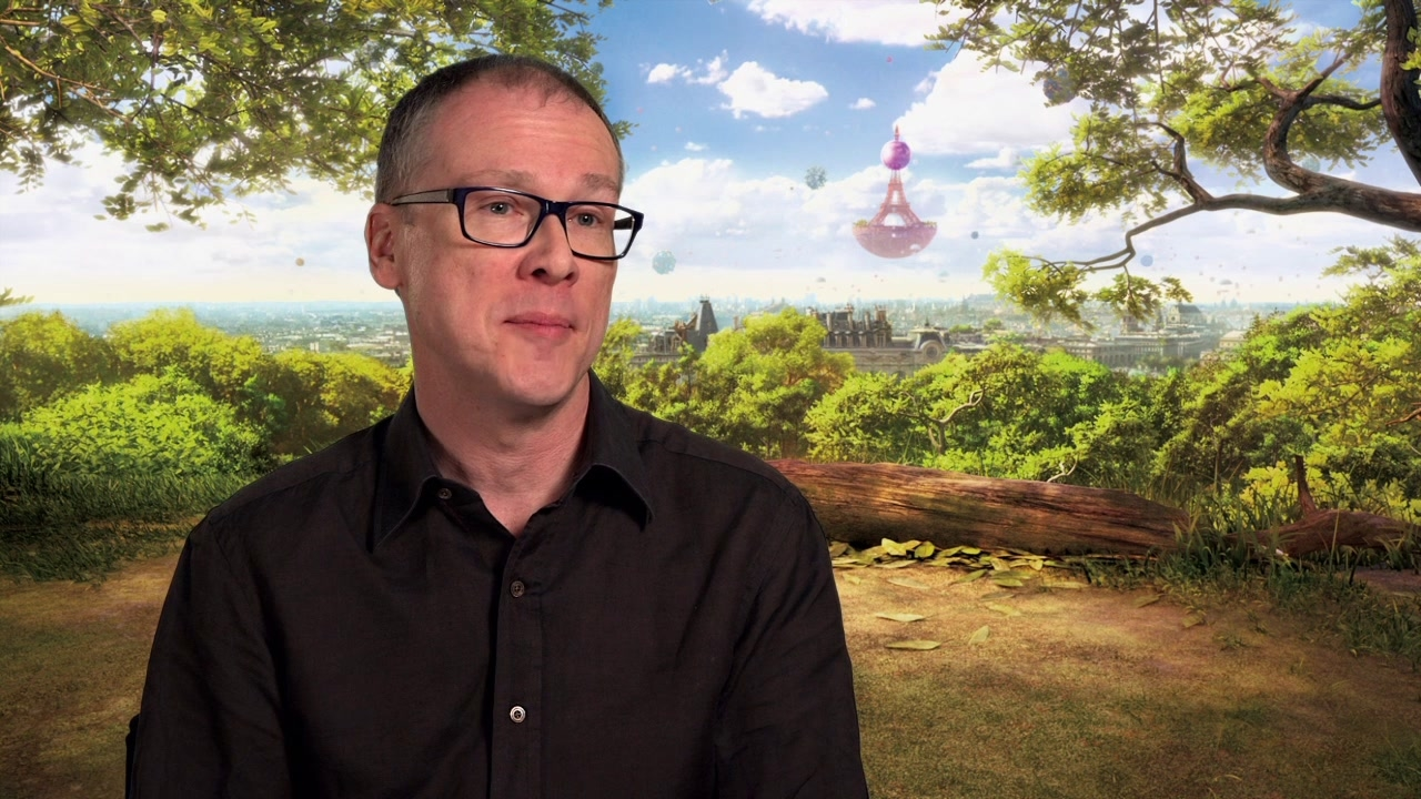 Home: Tim Johnson On Making The Film