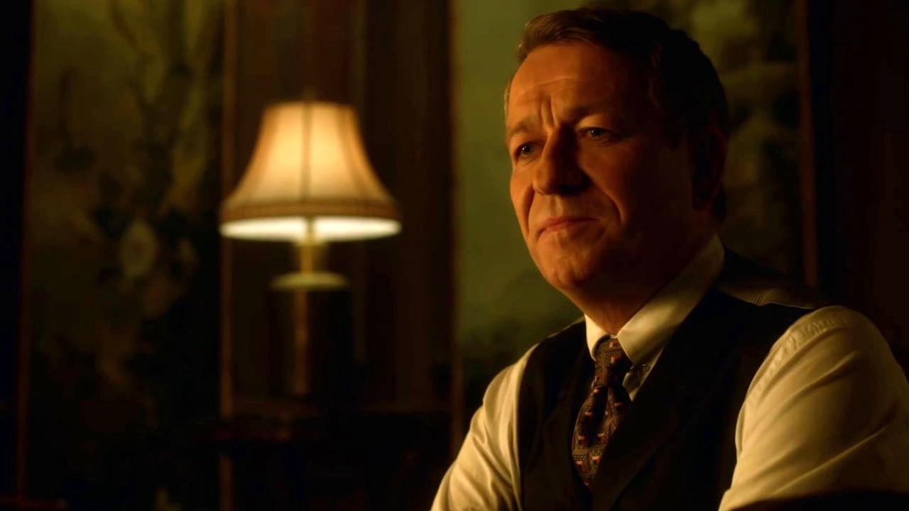 Gotham: Reggie?