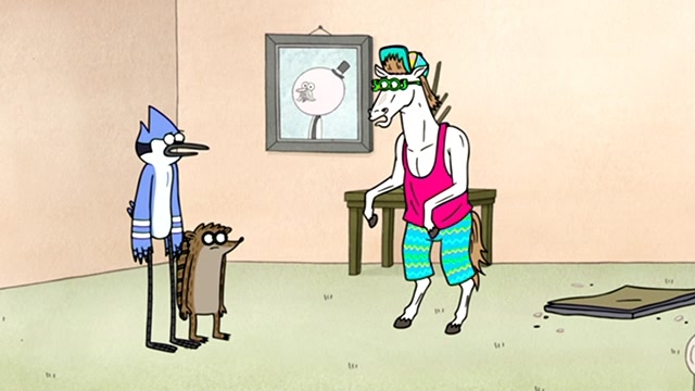Regular Show: Party Horse