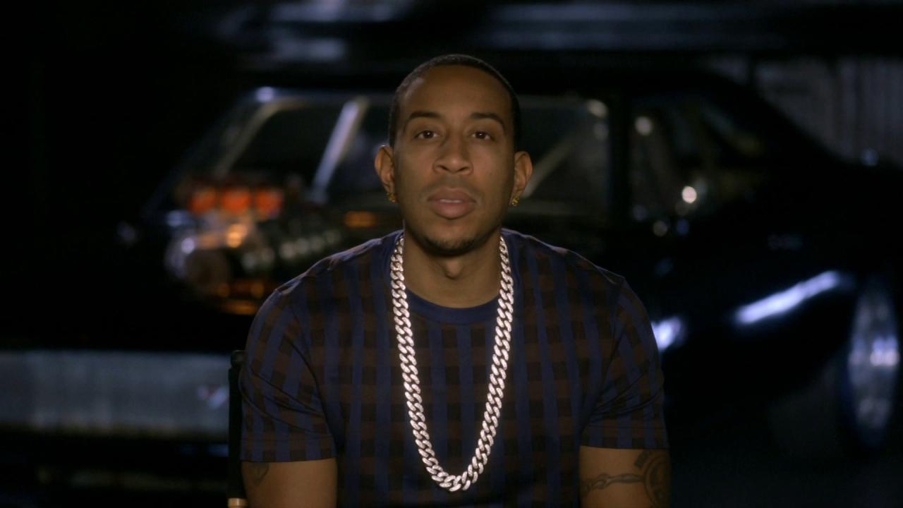 Furious 7: Ludacris Presents: Action (Featurette)