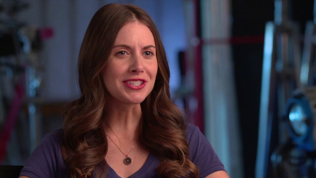 Get Hard: Alison Brie On Her Audition
