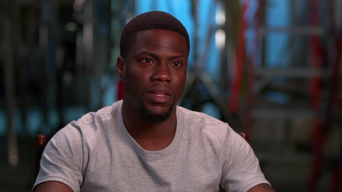 Get Hard: Kevin Hart On The Story