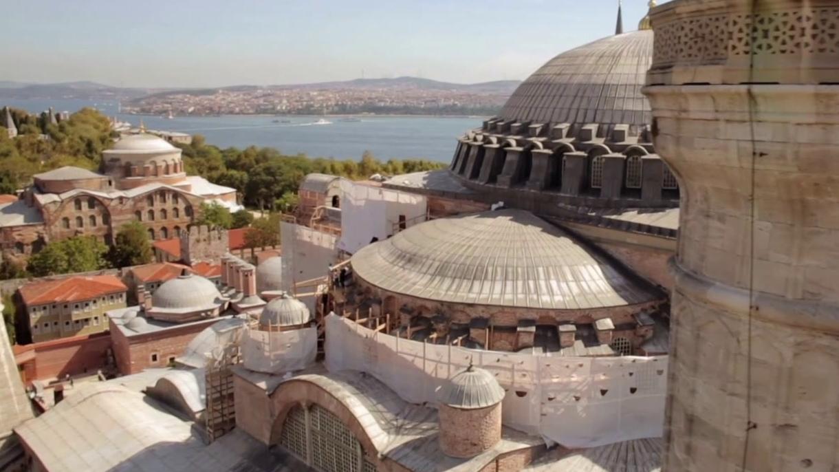Nova: Hagia Sophia: Istanbul's Mystery