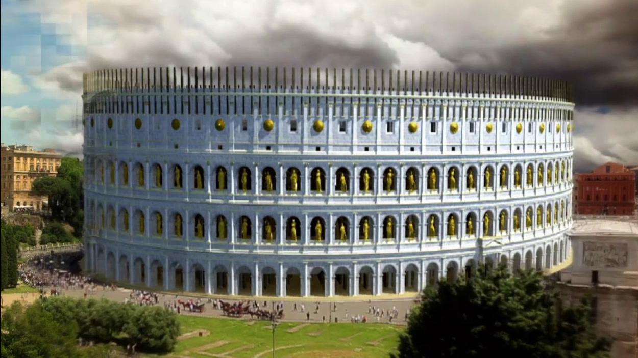 Nova: Colosseum: Roman Death Trap