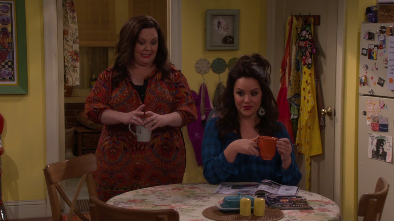 Mike & Molly: Morning
