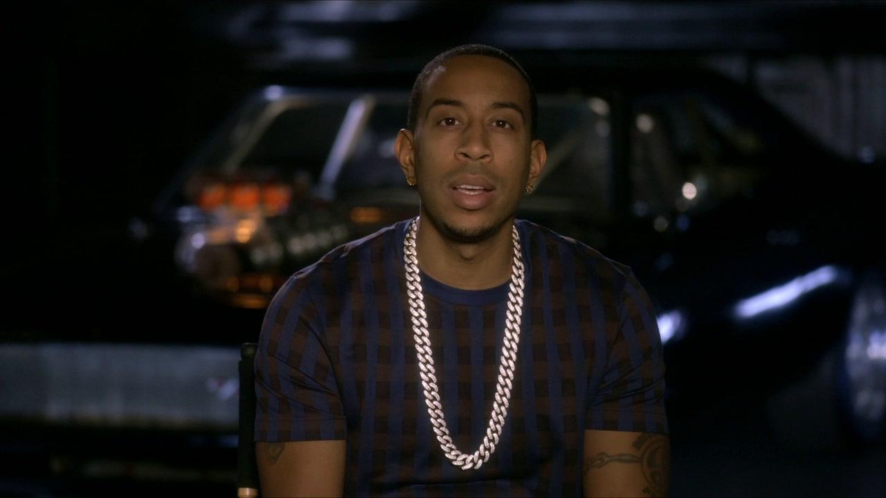 Furious 7: Ludacris Presents: Franchise (Featurette)