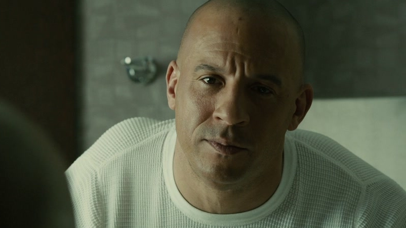 Furious 7: Hobbs Gives Dom Intel On Shaw