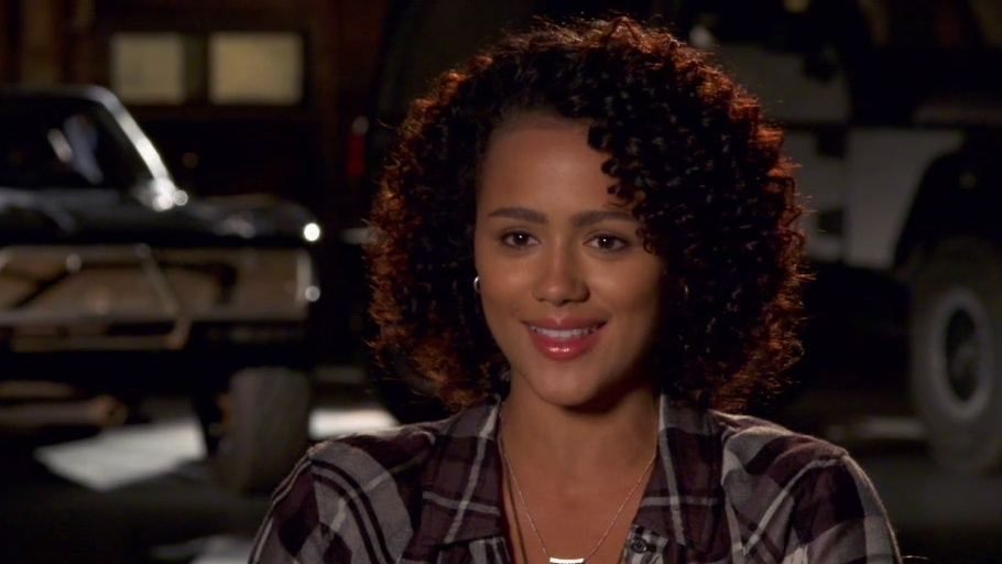 Furious 7: Nathalie Emmanuel On What Attracted Her To This Film