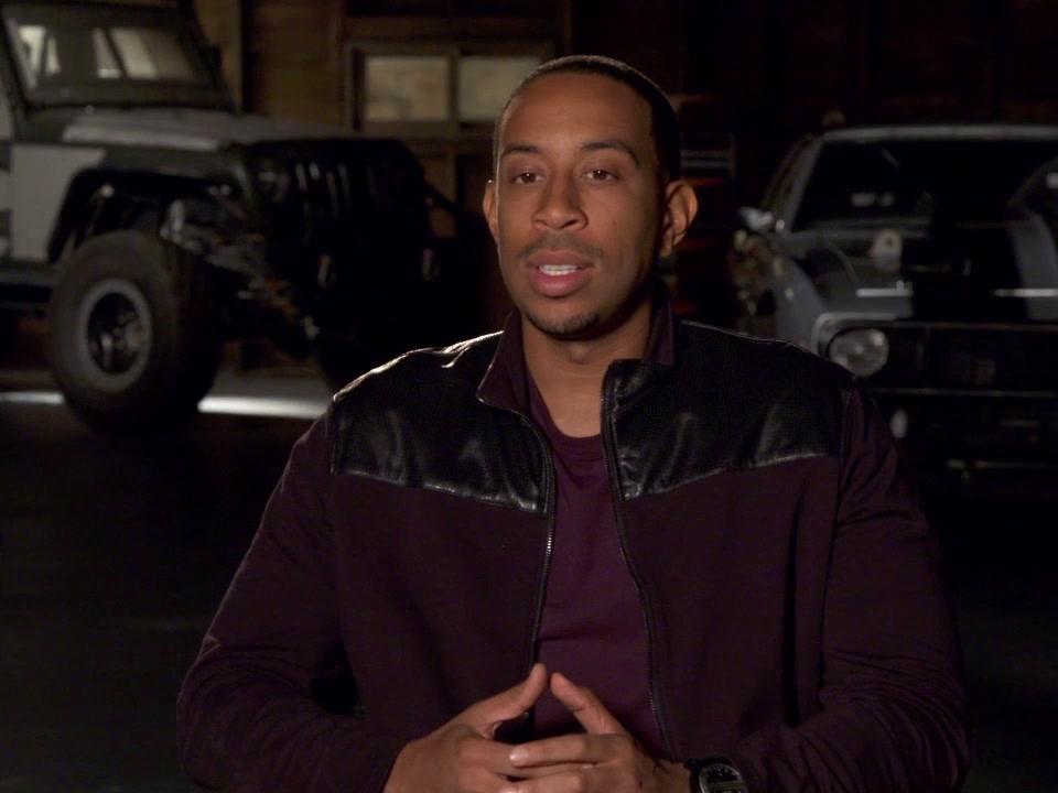 Furious 7: Chris Bridges On The Franchise