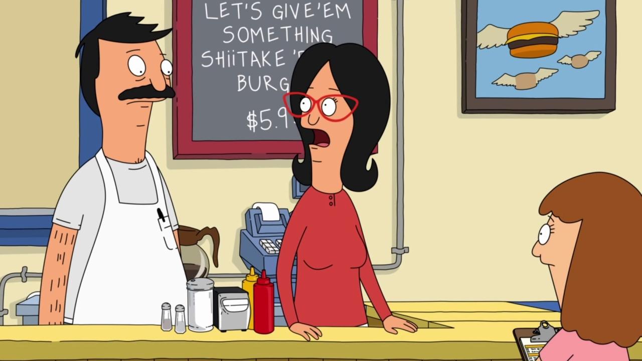 Bob's Burgers: Can I Help You?
