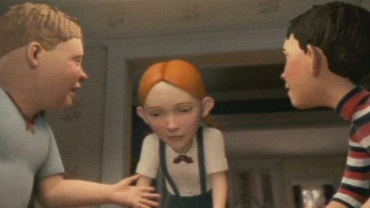 Monster House Scene: Questions?