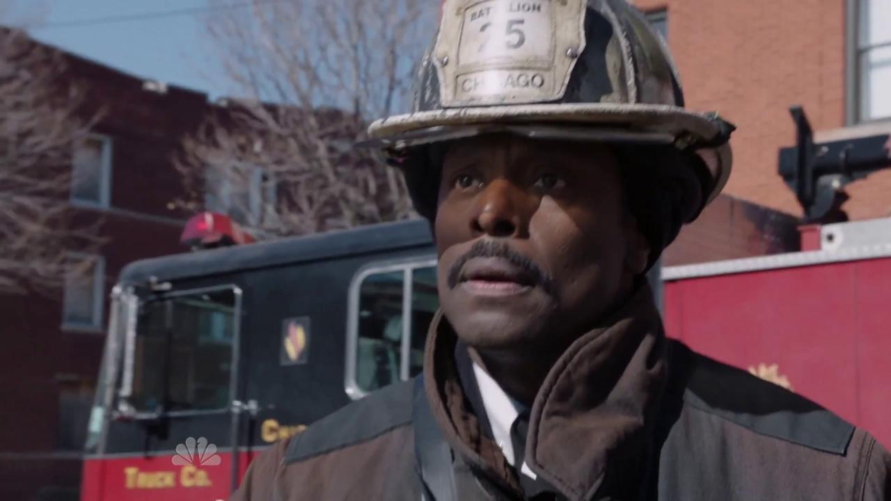 Chicago Fire: Hermann's Heroics