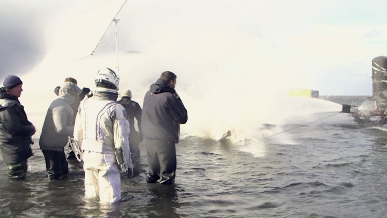 Interstellar: Wes Bentley On The Wave