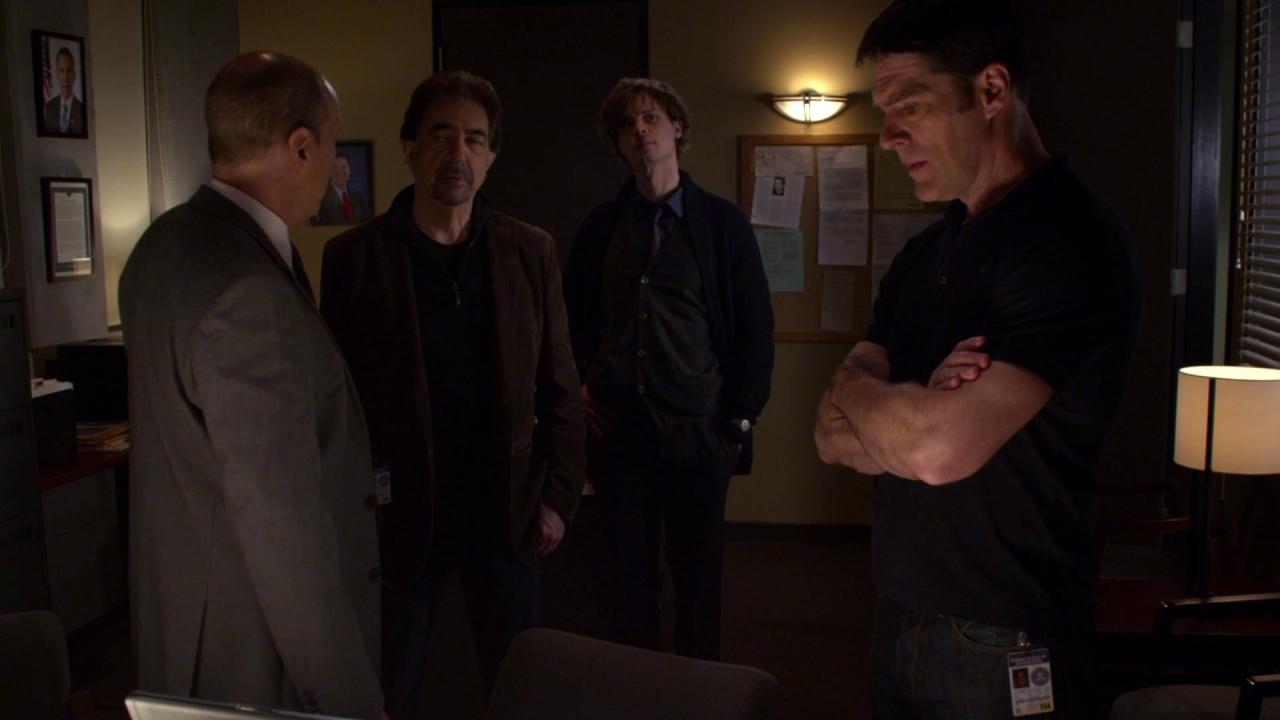 Criminal Minds: Rock Creek Park