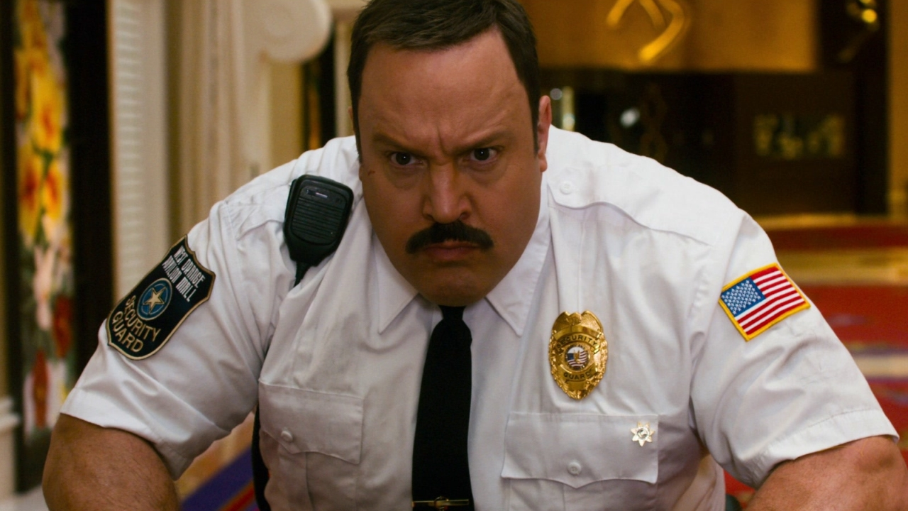 Paul Blart Mall Cop 2: Bean Bag/Marble Shootout