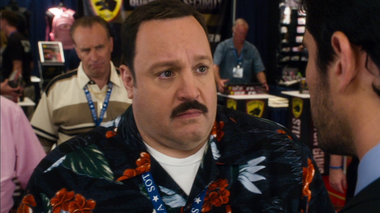 Paul Blart Mall Cop 2: That Got Real