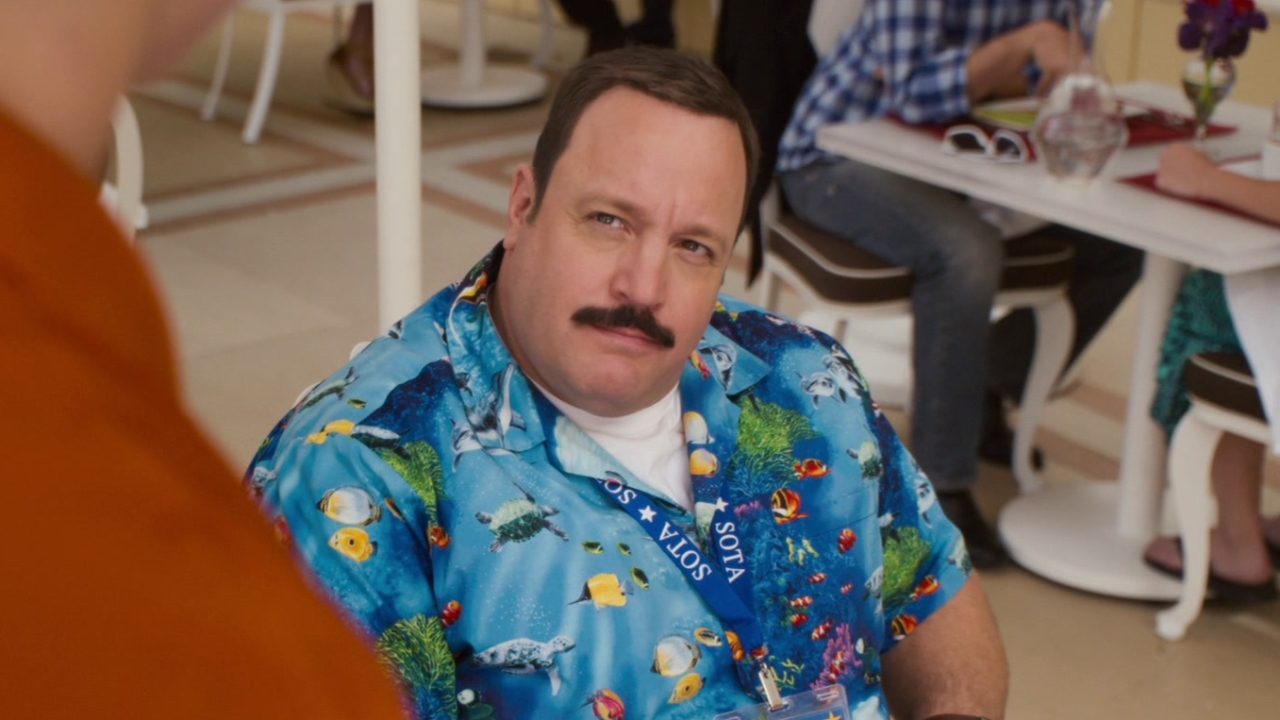 Paul Blart Mall Cop 2: I Zip, You Zip