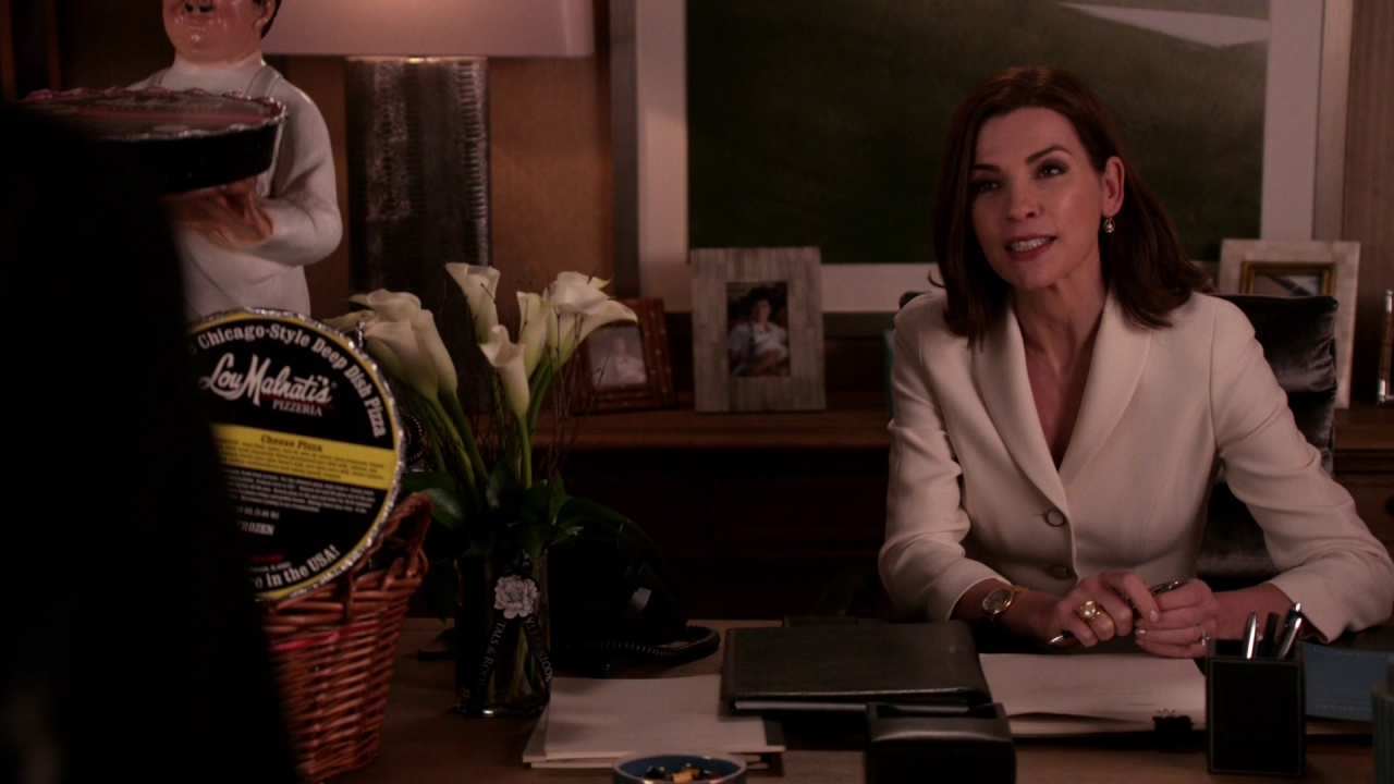 The Good Wife: What The Hell Are You Doing