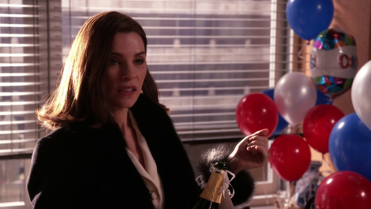 The Good Wife: Undisclosed Recipients